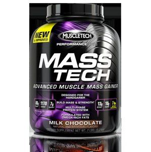 Mass-Tech Performance Series - Muscletech 3,2 kg Vanilka