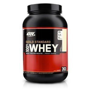 100% Whey Gold Standard Protein - Optimum Nutrition 2270 g Cookies & Cream