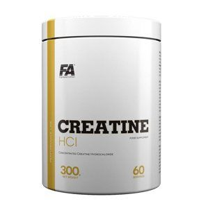 Creatine HCL od Fitness Authority 300 g Neutrál