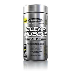 Clear Muscle - Muscletech 84 kaps.