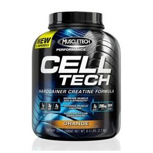 MuscleTech Cell Tech 2700 g Grape