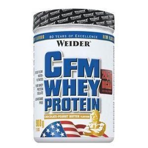 Weider CFM Whey Protein 908 g CFM Whey Protein 908g - jahoda