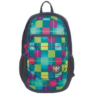 Chiemsee Techpack two backpack Karo blue cabaret