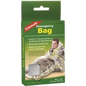 Coghlans termofólie Emergency Bag