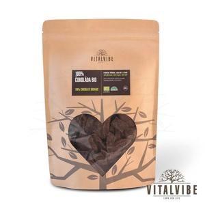 Vitalvibe Čokoláda 100% Bio 500 g