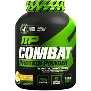Combat Protein Powder - MusclePharm 1800 g Triple Berry