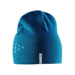 Craft Knit STAR 1905671 čepice - modrá S-M