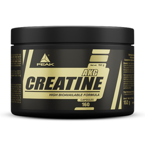 Creatine AKG - Peak Performance 160 kaps