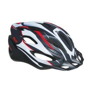 Cyklo helma SULOV SPIRIT, černo-červená polomat Cyklo helma SULOV SPIRIT, vel. M, černo-červená polomat