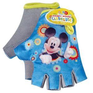 Dětské cyklo rukavice Mickey Mouse