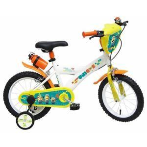 """Dětské kolo Mimoni 2290 14"""" - model 2018"""