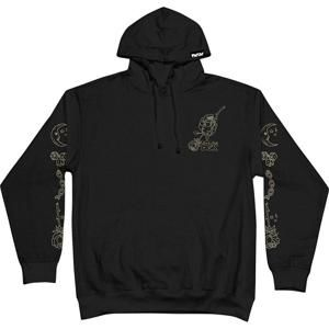 DGK Our World Black (BLACK) mikina - M
