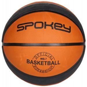 Dunk basketbalový míč č. 7;hnědá