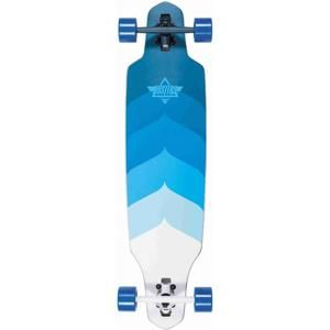 Kryptonic Blue (KRYPBLUE) longboard - 38
