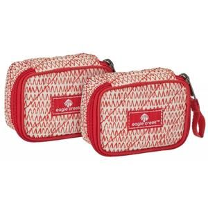 Eagle Creek organizéry Pack-It Quilted Mini Cube Set repeak red
