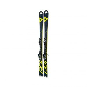 Fischer RC4 WC SC RT Yellow Base 18/19 - 150 cm