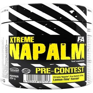 Fitness Authority Xtreme Napalm Pre-Contest 224 g - exotické ovoce