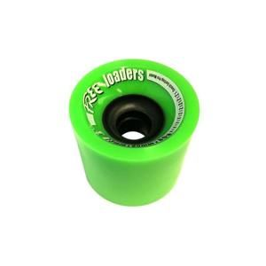 Free Wheel CO. Free Loaders 73Mm 80A (000) kolečka - 73mm/80a