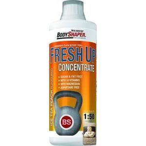 Weider Body Shaper Fresh Up Concentrate 1000 ml Fresh Up light 1000ml. - jahoda