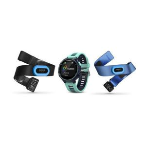 Garmin Forerunner 735XT Tri Bundle Blue