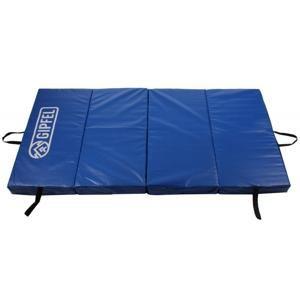 Gipfel Crash-Mat skládací gymnastická žíněnka - modrá