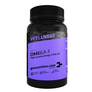 GoNutrition Omega 3 180 kapslí