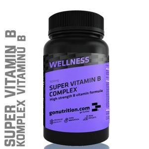 GO Nutrition Vitamín B Complex 120 tablet