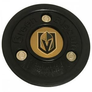 Green Biscuit Puk NHL Vegas Golden Knights - Vegas Golden Knights