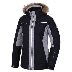 Hannah Jill 17/18 Antracite/Frost mel dámská zimní bunda POUZE 34 (VÝPRODEJ)
