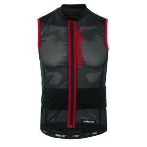Hatchey Vest air fit red - S