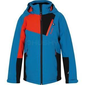 Husky Zawi Kids modrá dětská ski bunda - 134-140