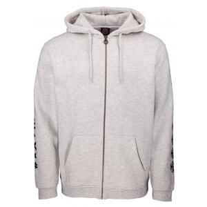 I NDEPENDENT - Ante Zip Hood Athletic Heather - L