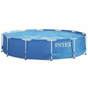 Intex Bazén 28202 METAL FRAME POOL 305x76 cm SET
