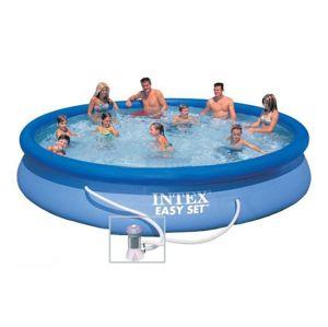 Intex bazén Easy SET s filtrací 457 x 84 cm