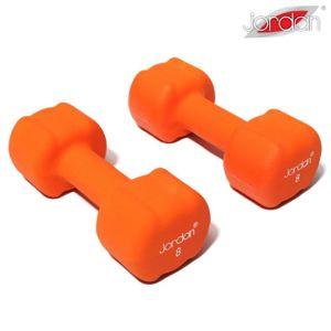 JORDAN činka aerobic IGNITE 8kg, oranžová (ks)