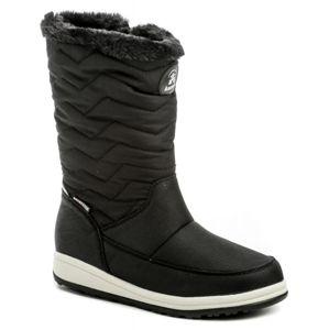 Kamik CHRISSYZIP černá dámská zimní obuv - EU 38