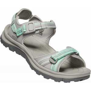 Keen TERRADORA II OPEN TOE S W Light Gray d - US 8 / EU 38.5 / UK 5.5 / 25 cm