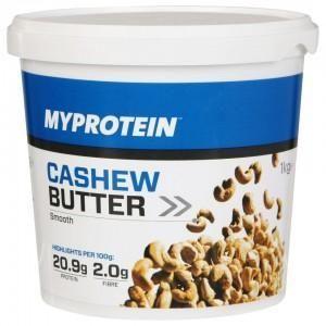 Myprotein Kešu máslo 1000g Crunchy