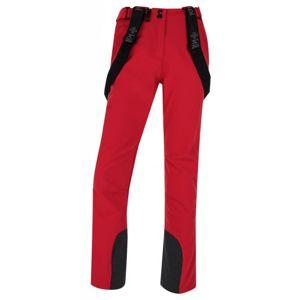 Kilpi RHEA-W 2017 červené dámské lyžařské kalhoty + šátek Kilpi - 34