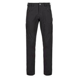 Kilpi TIDE-M 2019 tmavě šedé outdoor kalhoty + šátek Kilpi - S