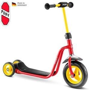 Koloběžka PUKY Roller R 1 červená