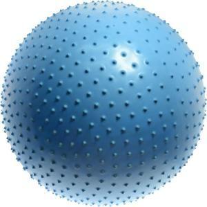 Lifefit 65cm sv.modrý masážní gymnastický míč