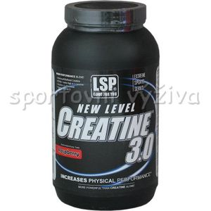 LSP Nutrition New level creatine 3.0 1500g - Malina