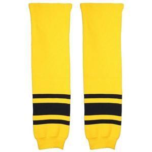 Malše hokejové štulpny žák 1 pár;žlutá-černá