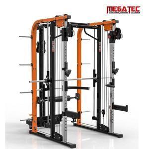 MegaTec; posilovací stroj Power Rack a Multipress - montáž zdarma, servis u zákazníka