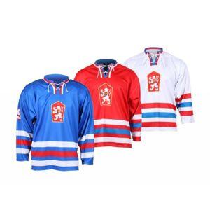 Merco hokejový dres Replika ČSSR 1976 POUZE XL - červená (VÝPRODEJ)