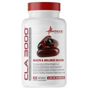 Metabolic Nutrition CLA 3000 180kapslí