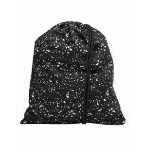MI-PAC Kit Bag Splattered black/white (003) gymsack - OS