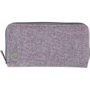 MI-PAC Zip Purse Herringbone Lilac (021) peněženka - OS