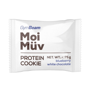 Moi MUV Protein Cookie - GymBeam 75 g Double Chocolate